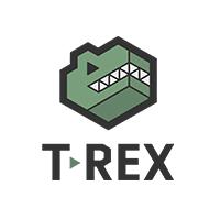 T-REX Logo Square