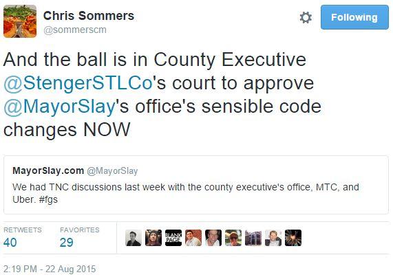chris sommers tweet Aug 22