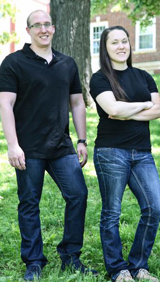 Snipe co-founders Gilad Brunfman and Alyssa Rispoli