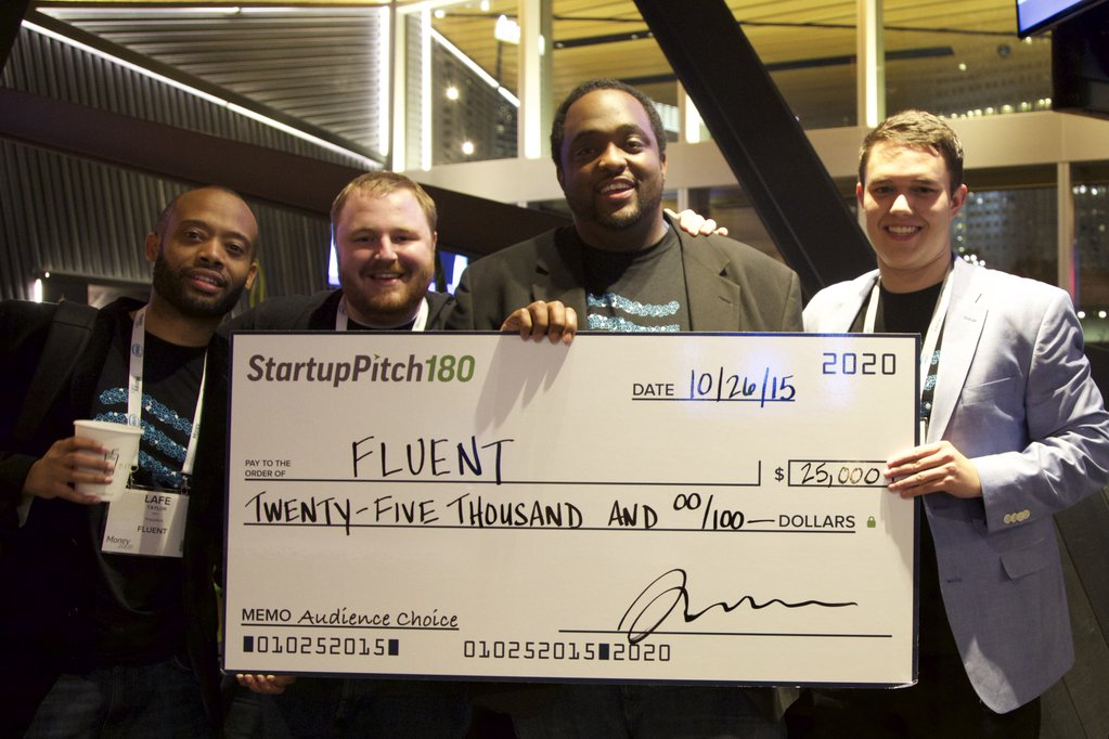 Dave Sutter and Fluent win 25K at Money 2020