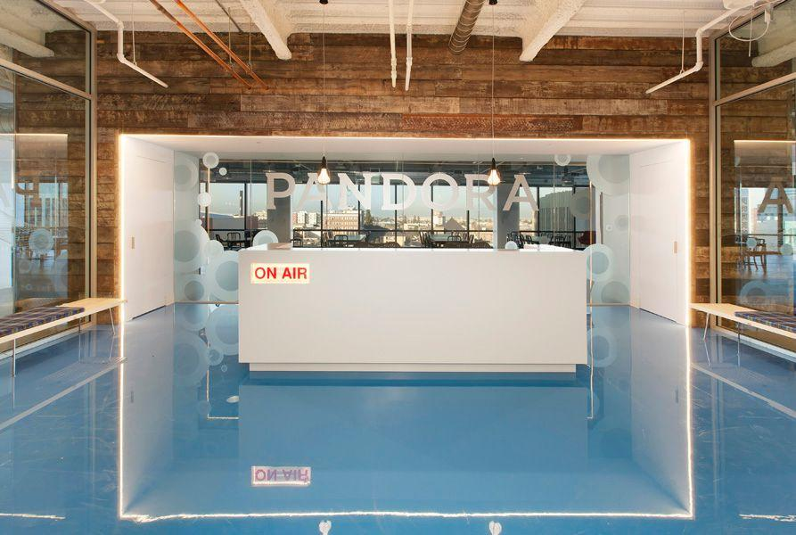 Pandora Radio office