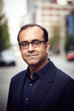 Atul Kamra is Managing Partner of SixThirty, the St. Louis region's leading FinTech venture fund and accelerator. Photo provided by Atul Kamra.