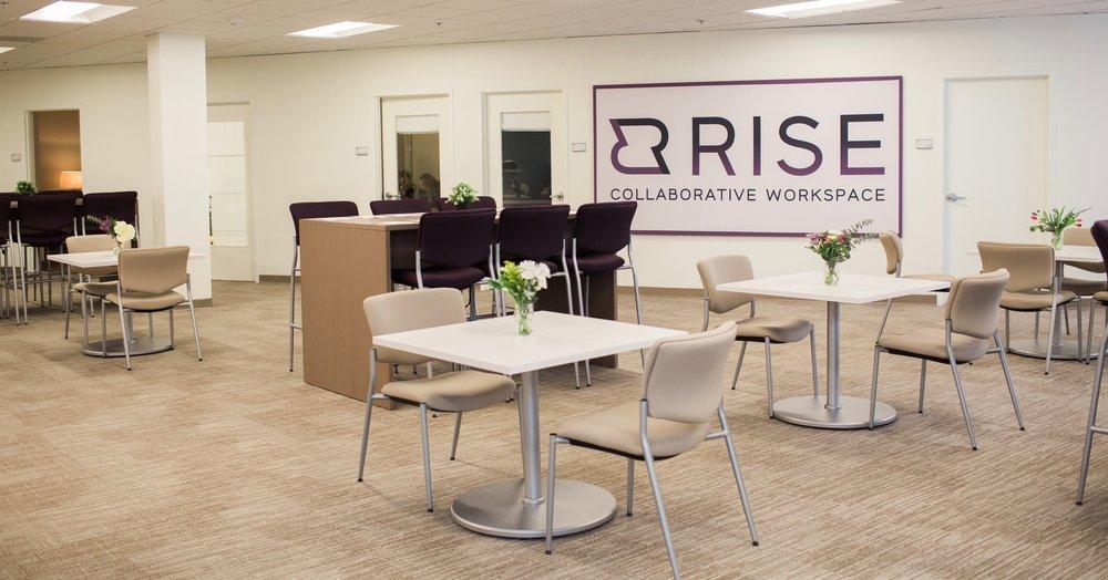 RISE interior