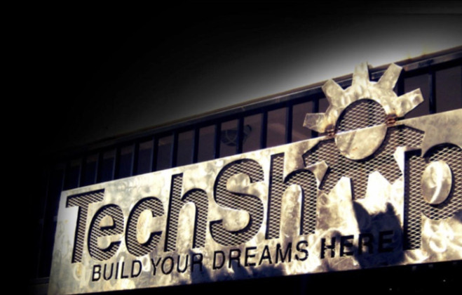 Photo courtesy of TechShop