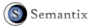 Semantix logo with company name