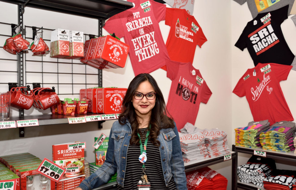 Sriracha Simplify Commerce
