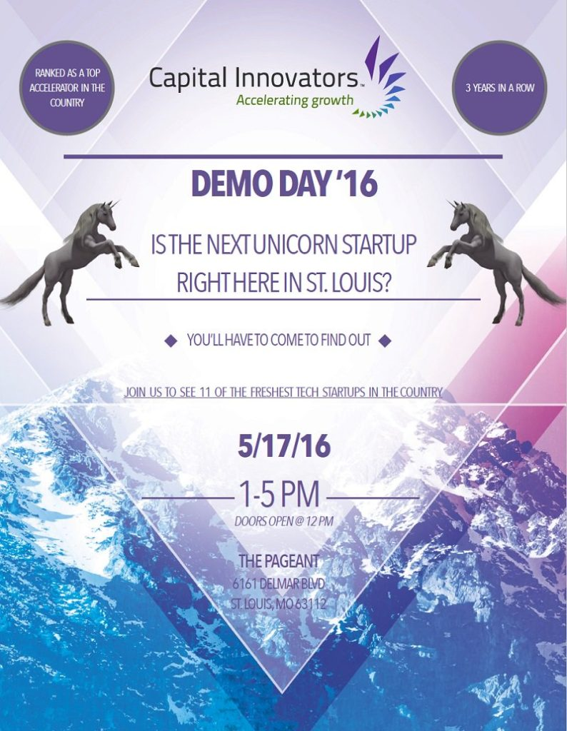 Capital Innovators Demo Day 2016