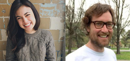 CTY's CEO Tara Pham and CTO Martin McGreal