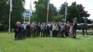 bioMerieux St Louis delegation