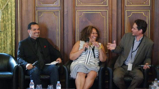 Panel Lyon St. Louis delegation