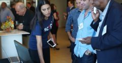 Christina Hawatmeh, CEO and Founder of Scopio Startup Roadshow