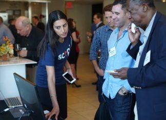 Christina Hawatmeh, CEO and Founder of Scopio Startup Roadshow