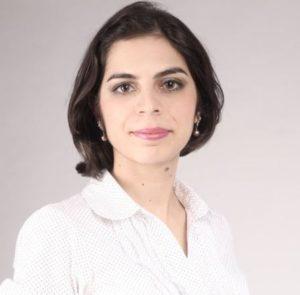 Alexandra Anghel, CTO