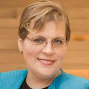 "Alexandra ""Sasha"" Goodwin, CEO"