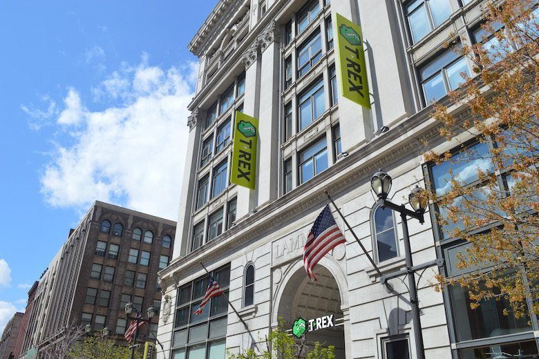 T-REX, the Downtown Innovation Center, is creating a cyber security hub for the St. Louis region | Photo via Explore St. Louis