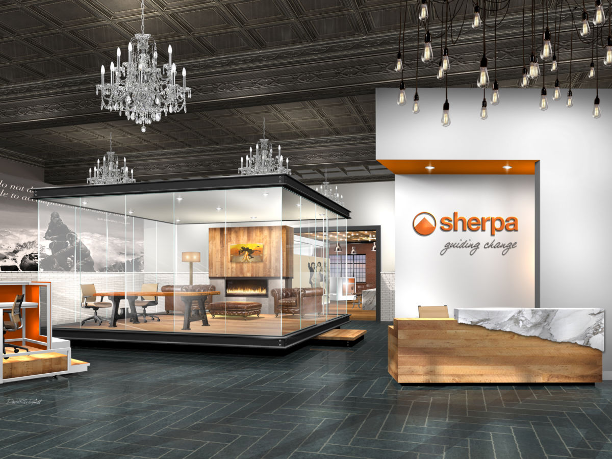 Sherpa Opens New Headquarters in Midtown Alley Plans to Add 50