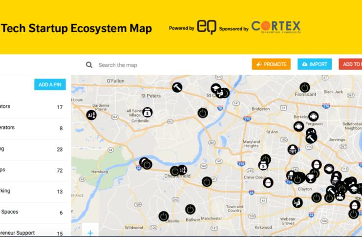 STL Tech Map