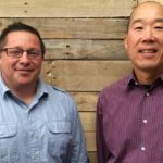 Tim Hayden and Art Chou of Stadia Ventures