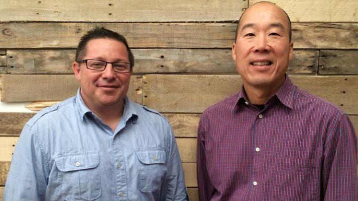 Tim Hayden and Art Chou of Stadia Ventures