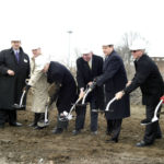 The groundbreaking of Cortex 1