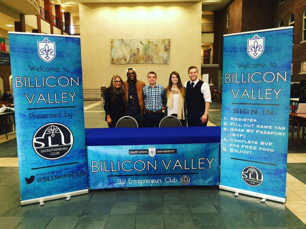 St. Louis University Student Entrepreneurship Club.