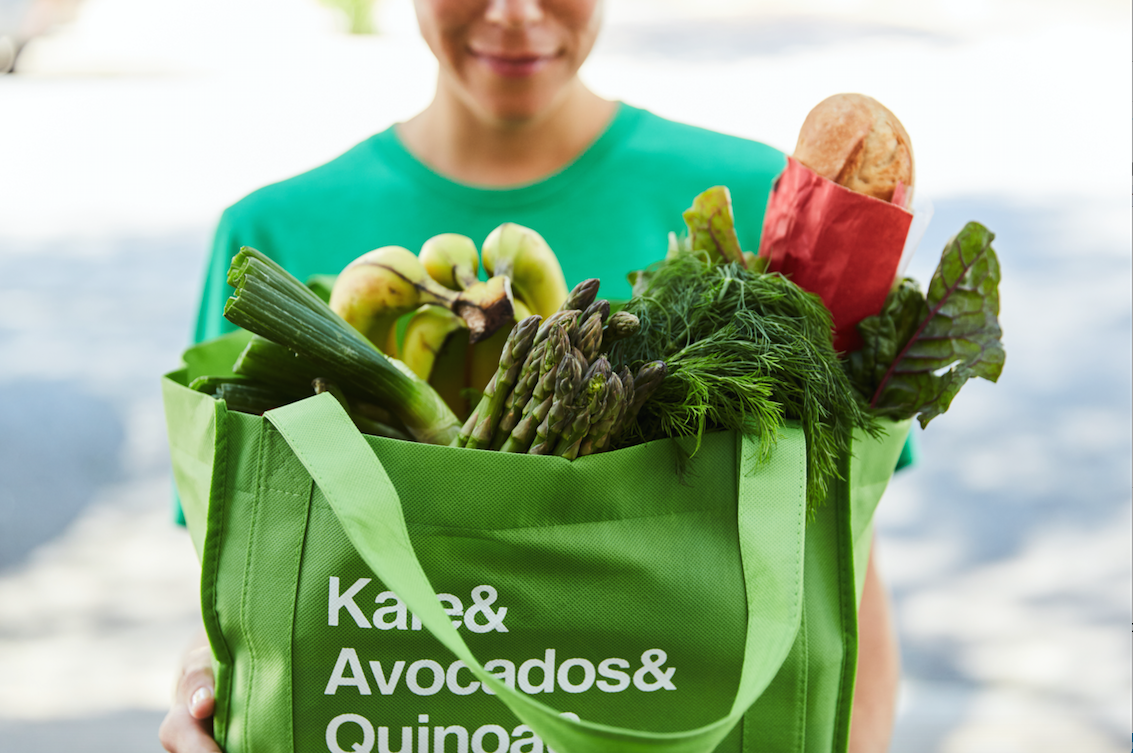 Instacart Launches One-Hour Grocery Delivery Service in St