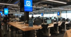 Square's St. Louis office