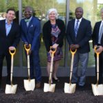 Wellston STL Venture Works Groundbreaking