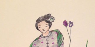 Cover Artwork for Pear Blossom from Fablist