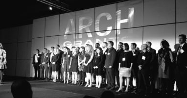 Winning startups take the stage at the Arch Grants Gala 2017