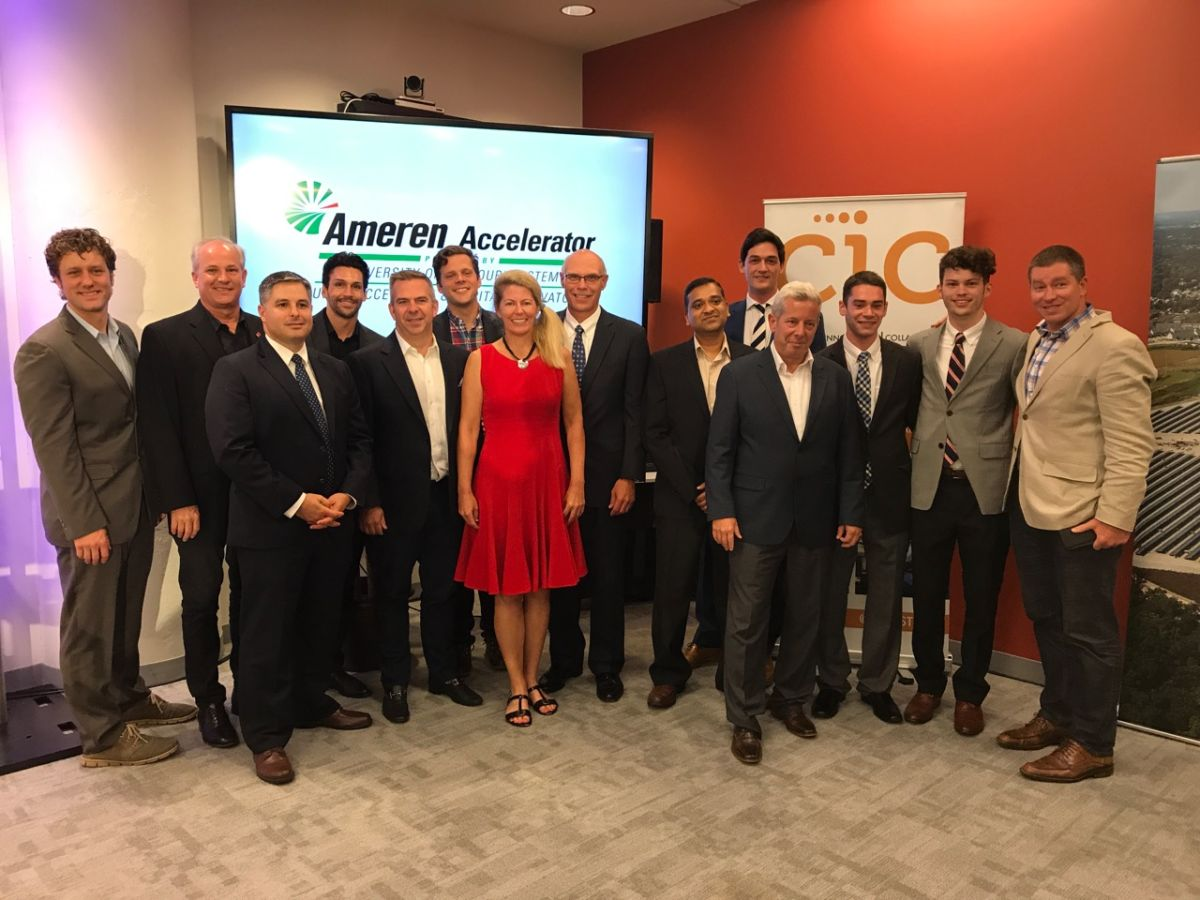 One Year in, the Ameren Accelerator Has Surpassed All Expectations - Entrepreneur Quarterly (EQ)