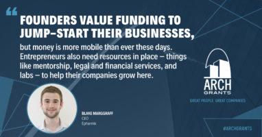 Blake Margraff, CEO, Epharmix.