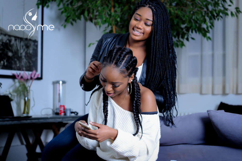 Nappyme An On Demand App For Textured Hair Stylists