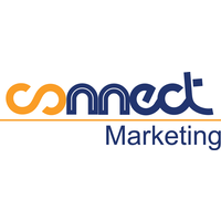 connect marketing logo square