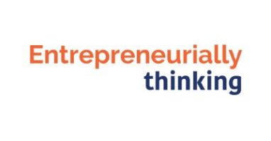 entrepreneurially thinking circle logo