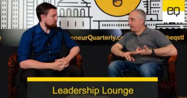 Tom Ruwitch of MarketVolt chats with Nick Niehaus of Connect Marketing for EQ's Leadership Lounge Show.