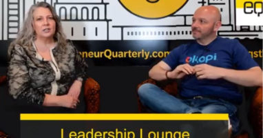 Dixie Gillaspie of Return to Your Power chats with Gv Freeman, co-founder of okapi in the EQ Leadership Lounge @MDMC. The Lounge was sponsored by okapi.