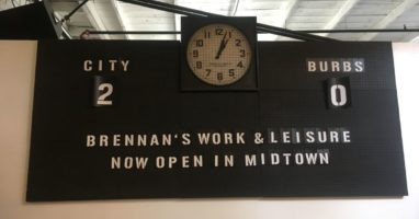 Brennan's Work and Leisure opens at 3015 Locust Street in Midtown, St. Louis.