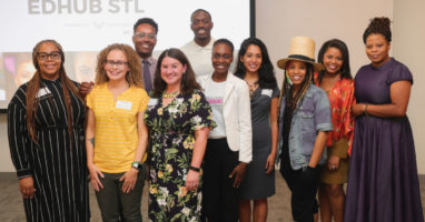 Edhub STL, a program of Venture Cafe St. Louis just announced their 2019-2020 Fellows.