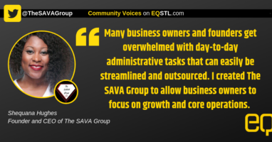 Shequana Hughes, founder and CEO, The SAVA Group