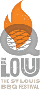 Q in the Lou Logo