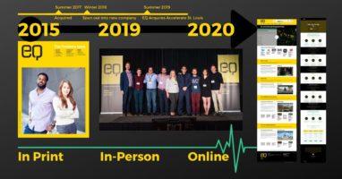 EQ Relaunch Social Graphic