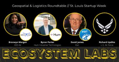 Geospatial & Logistics Roundtable EQ Ecosystem Labs Webinar YouTube
