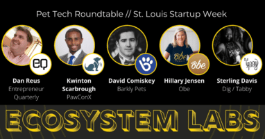Pet Tech Roundtable EQ Ecosystem Labs Webinar YouTube