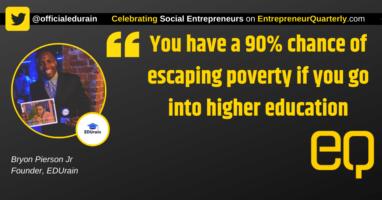Bryon Pierson EQ Social Graphic (escape poverty)